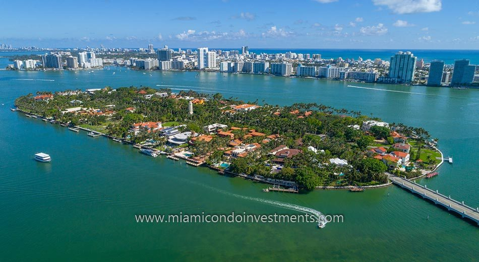 Star Island homes for sale