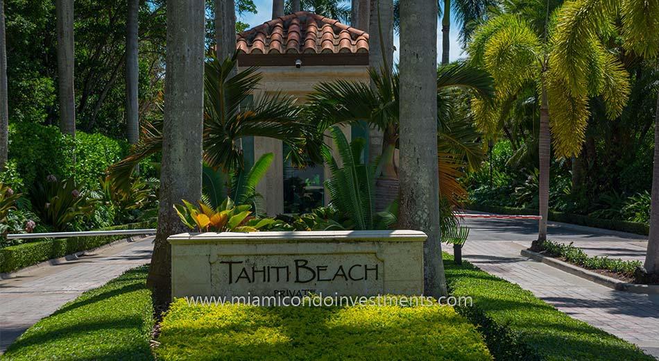 Tahiti Beach gated community