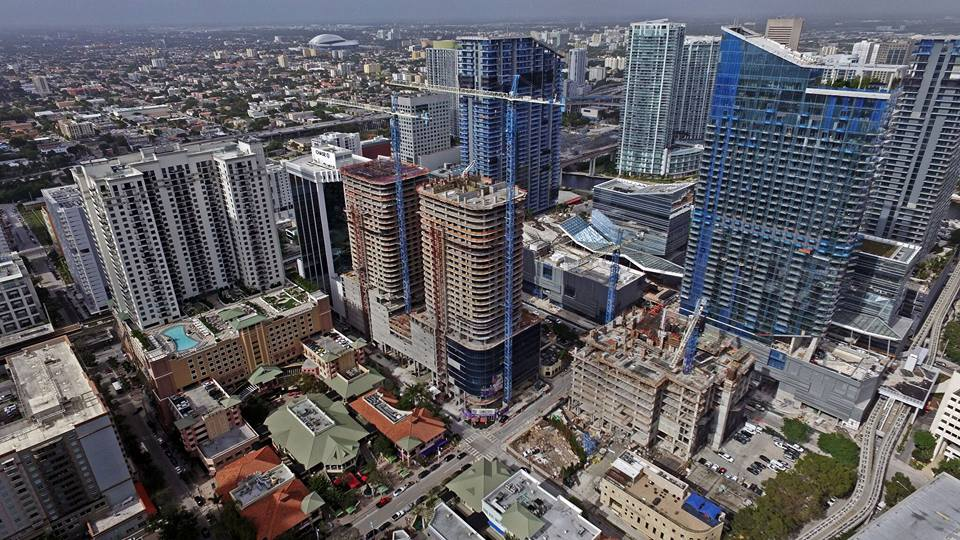 Related Group Construction Progress in Brickell