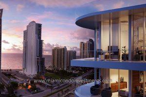 Aurora balconies