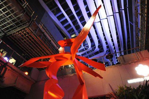 Brickell City Centre Climate Ribbon