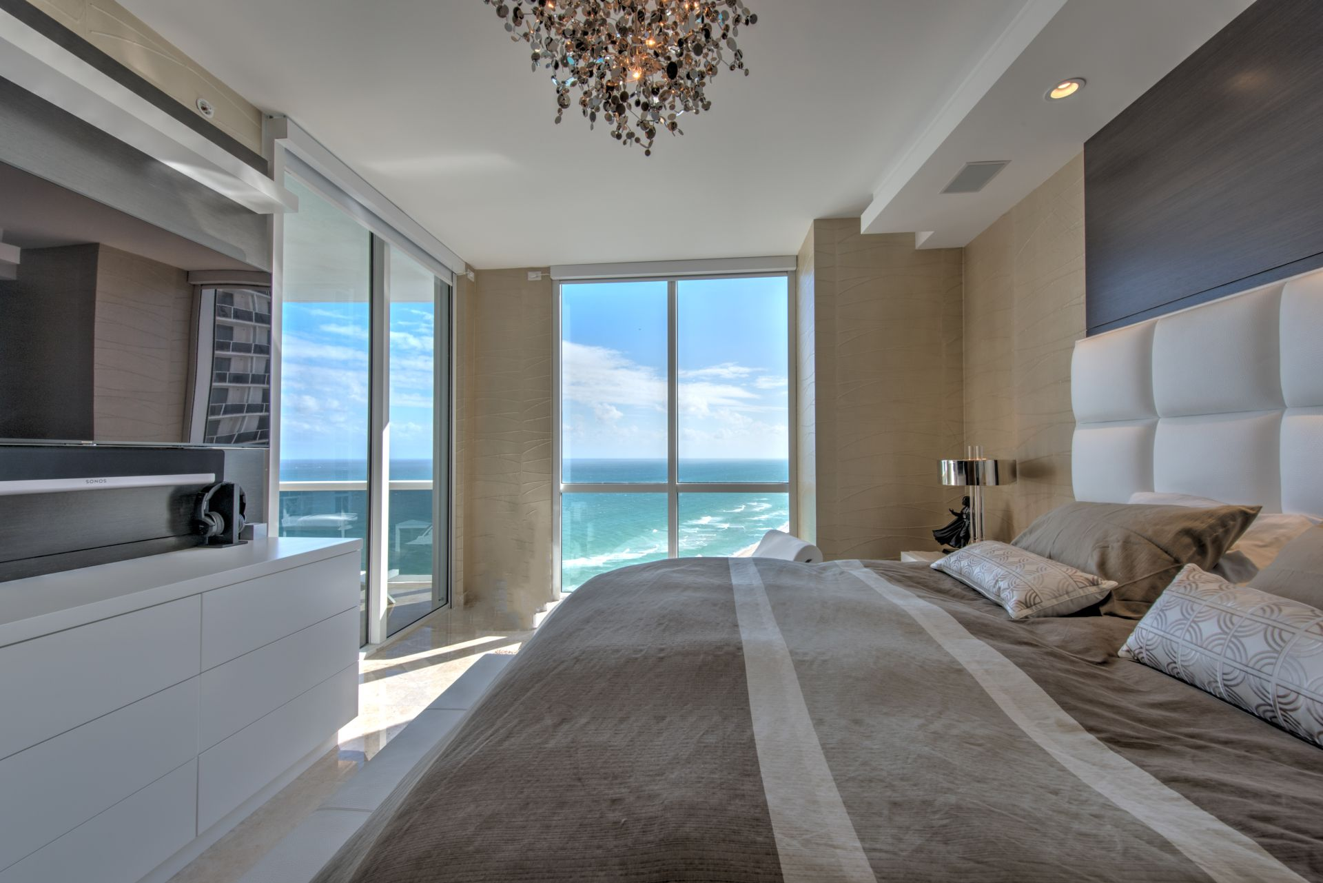 Trump Palace fully furnished 3 bedroom