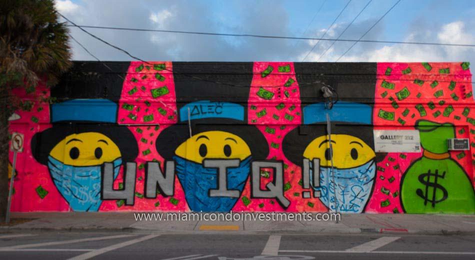 Wynwood Miami mural