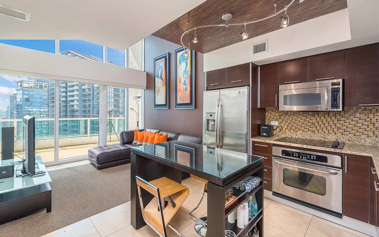 Miami condo for sale at Brickell on the River South