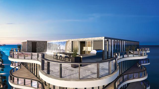The 40m Penthouse Condo At Regalia In Sunny Isles Beach