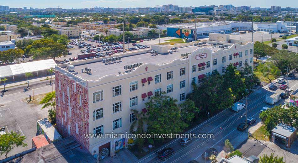 Wynwood Lofts Miami condos