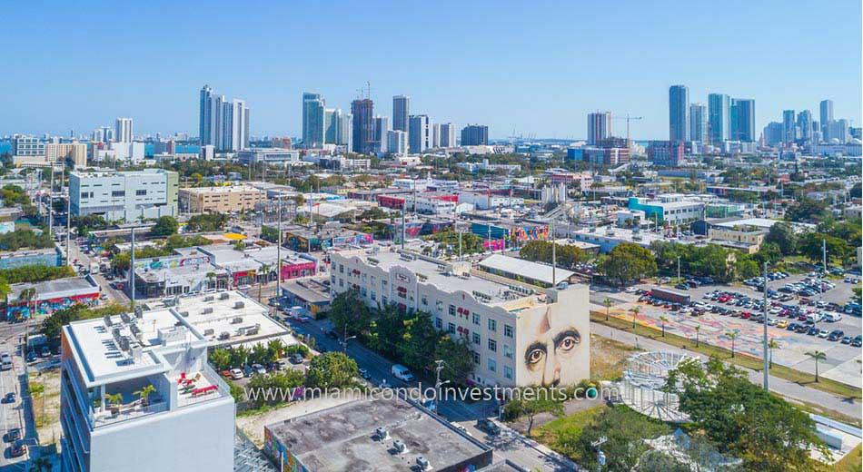 Wynwood Lofts in Miami Florida