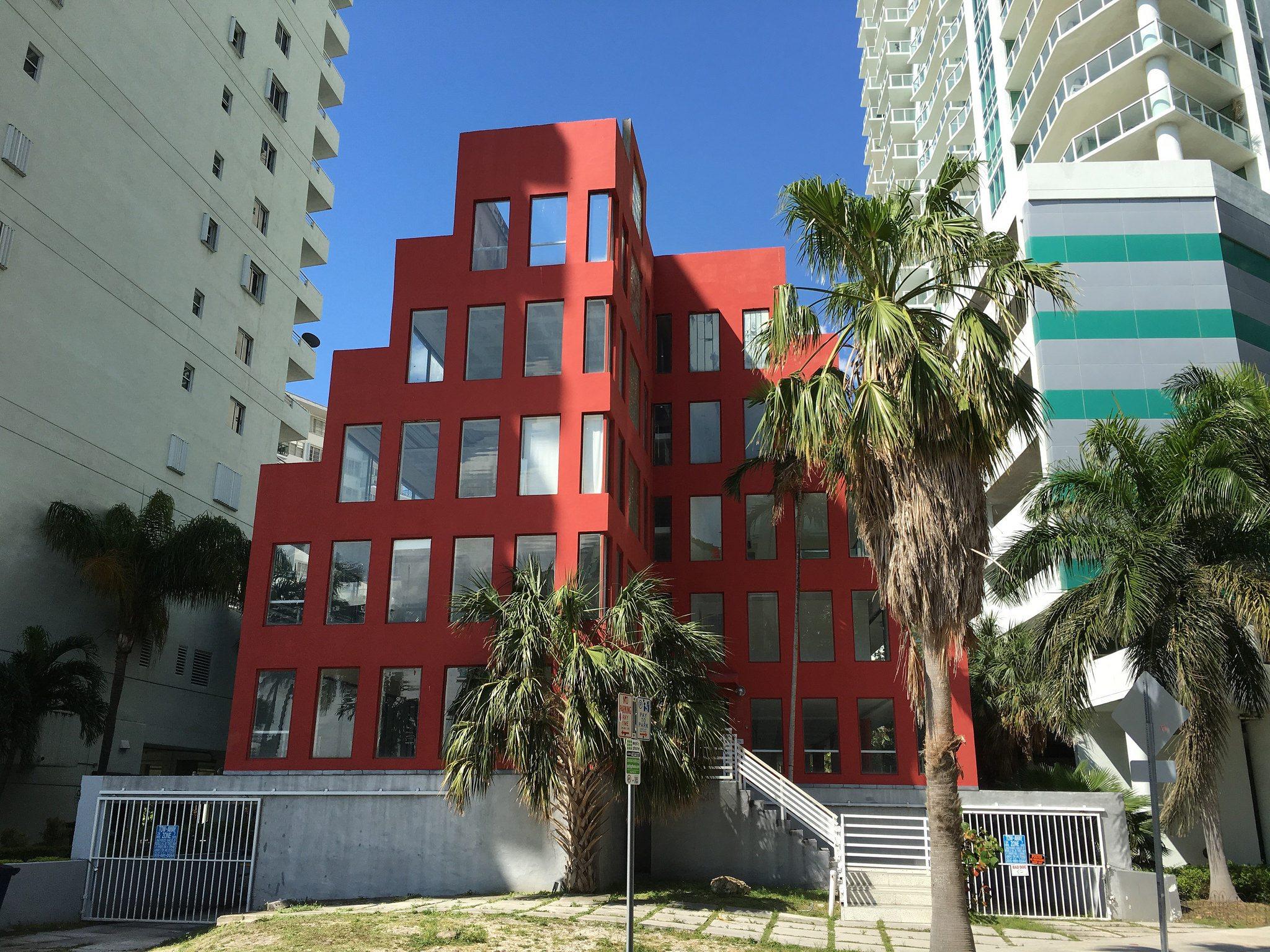 Babylon Apartments. Photo by Phillip Pessar.