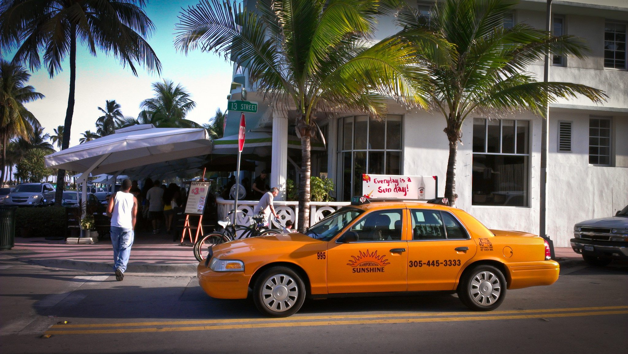 Ocean Drive Taxi