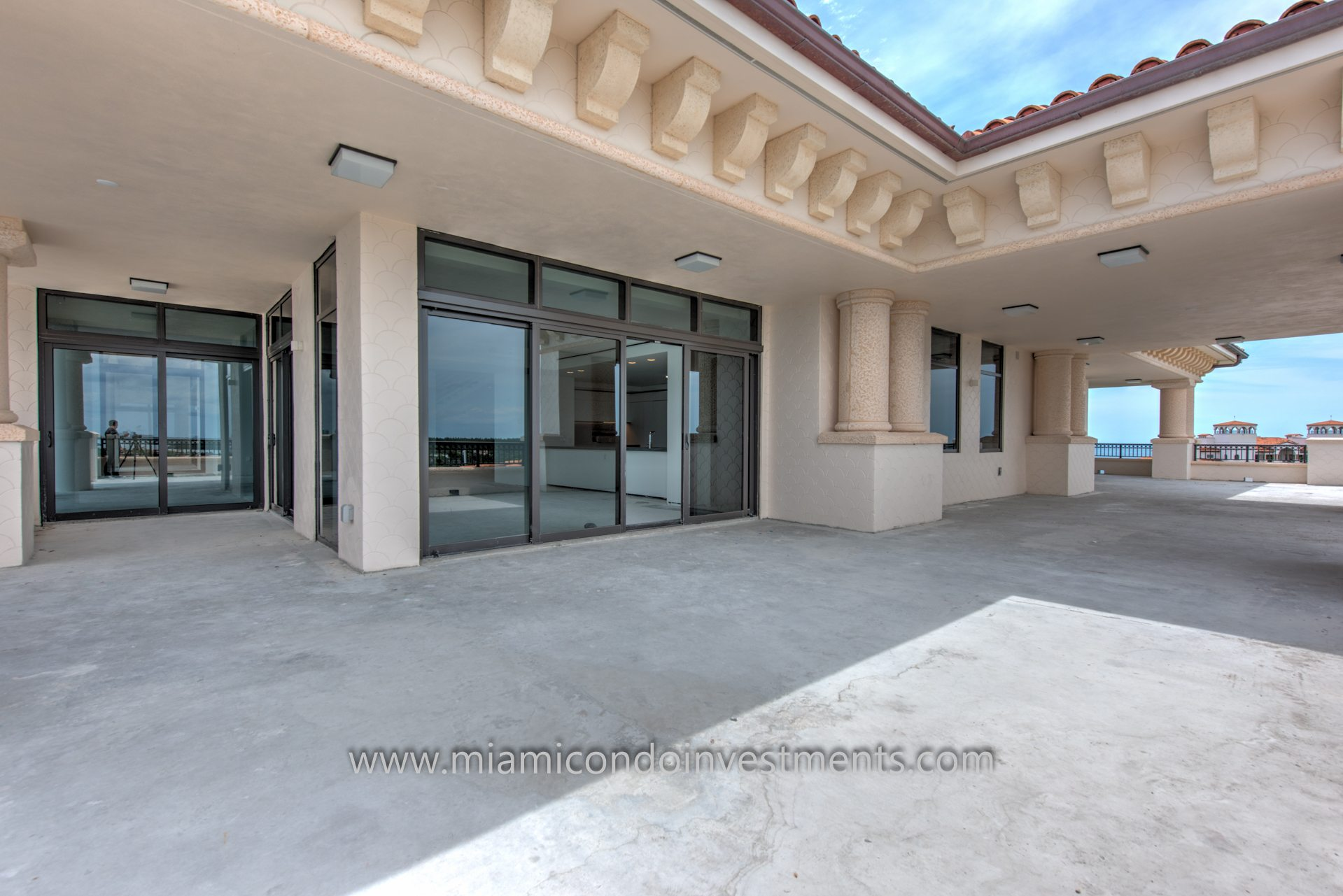 Palazzo Del Sol Penthouse 1 terrace