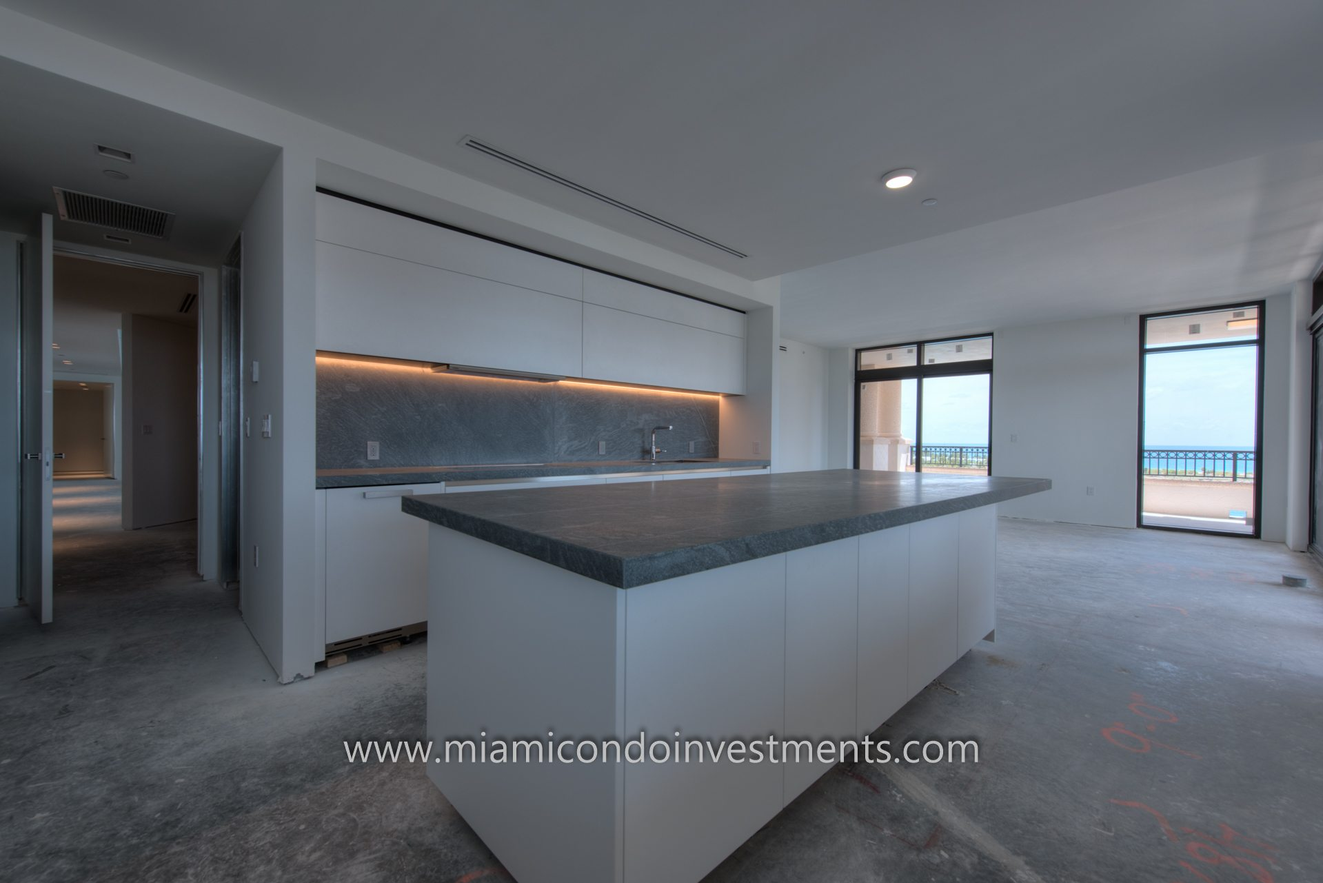 kitchen at Palazzo Del Sol