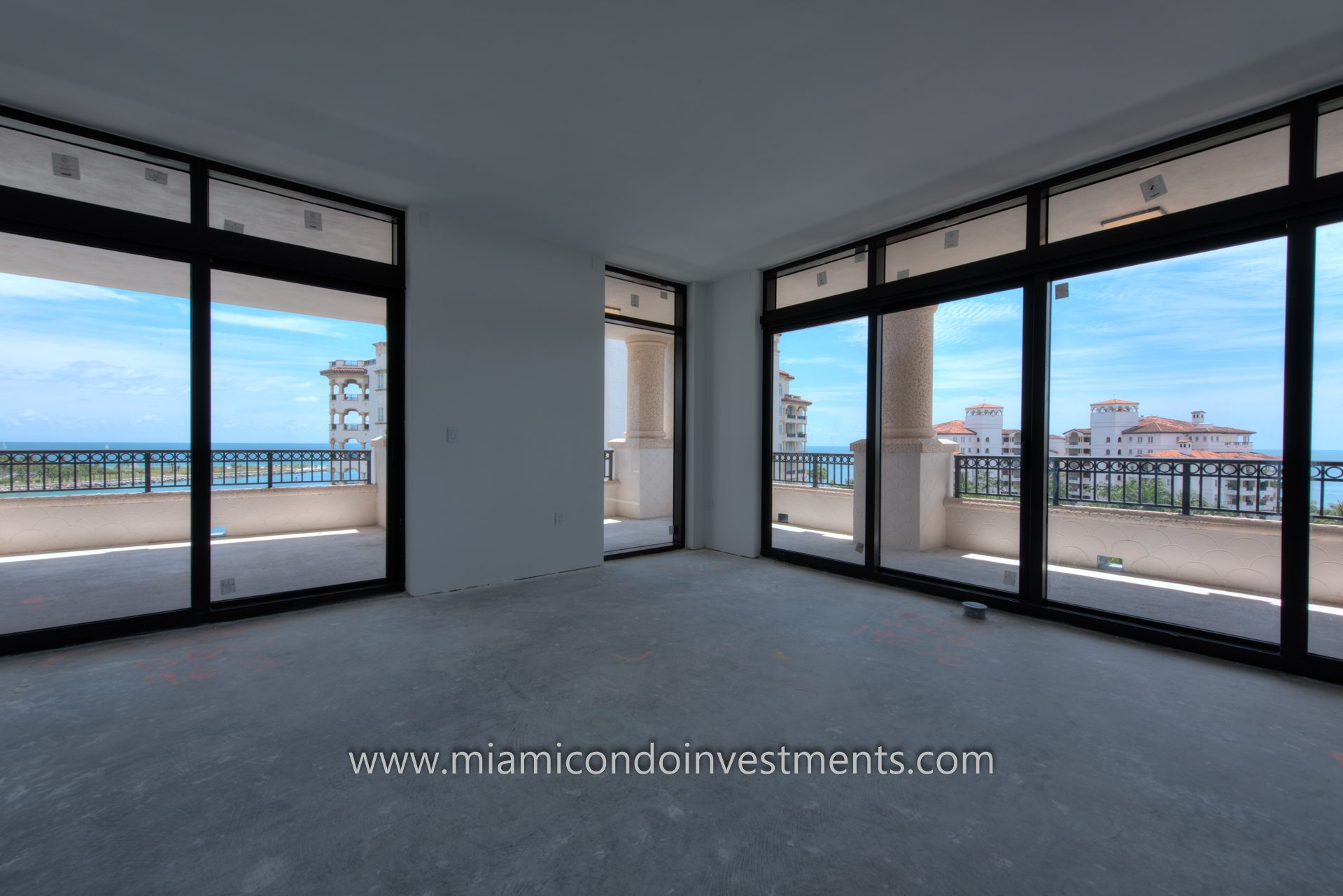 residence 7085 at Fisher Island's Palazzo Del Sol