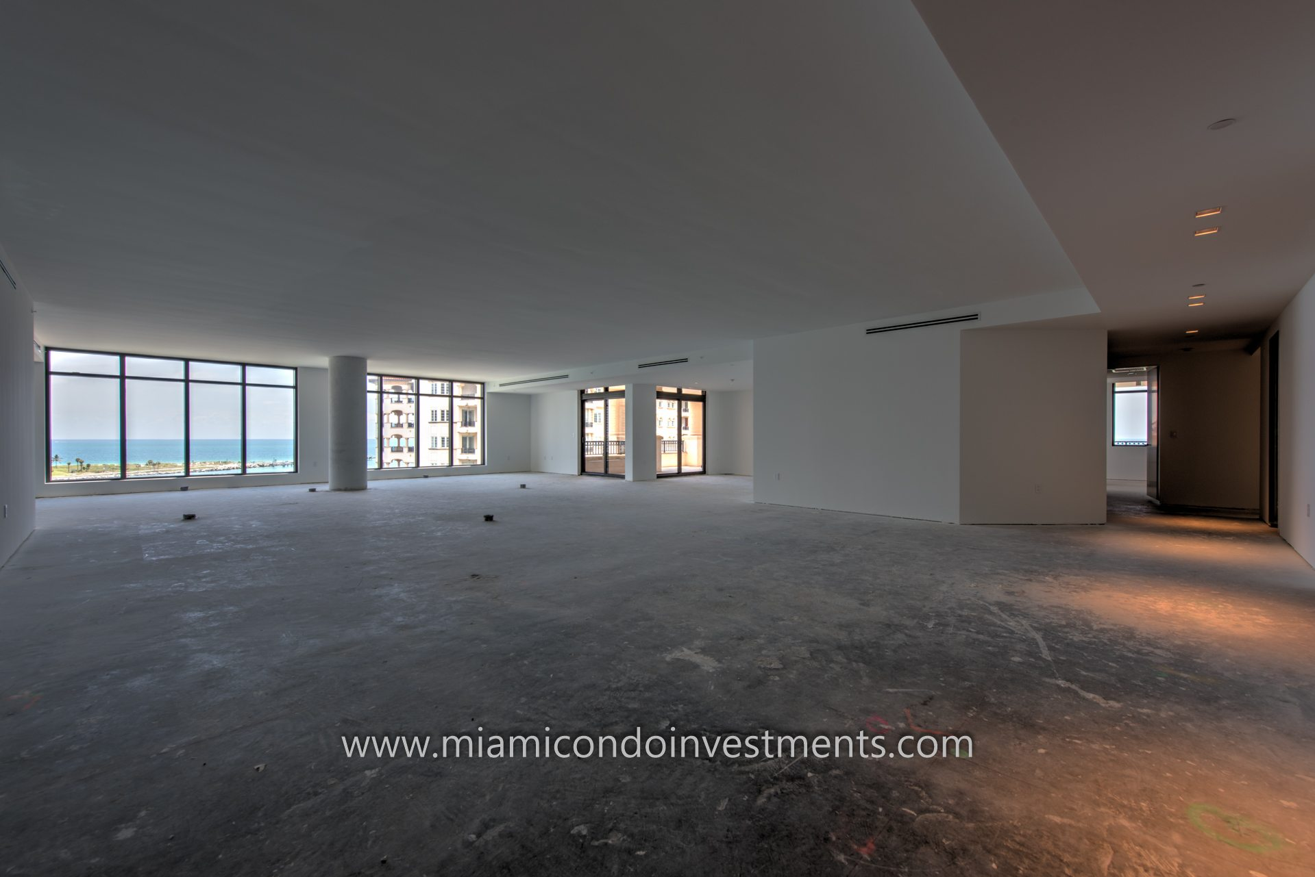 Unit 7085 at Palazzo Del Sol on Fisher Island