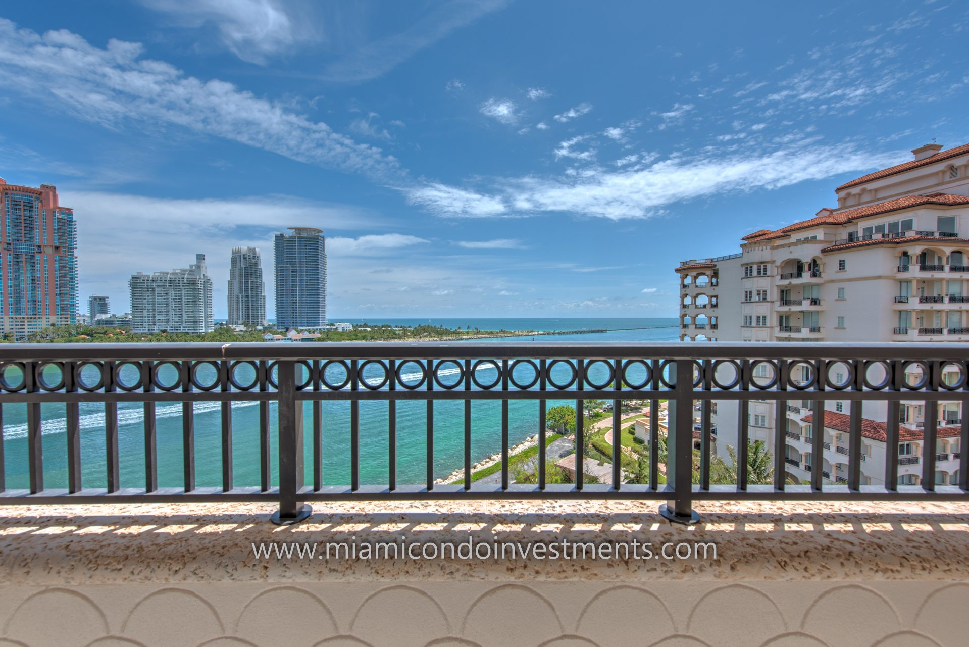 breathtaking views from Palazzo Del Sol