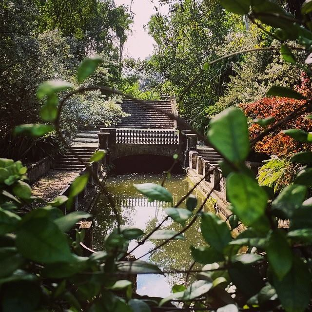 Vizcaya Marine Garden.