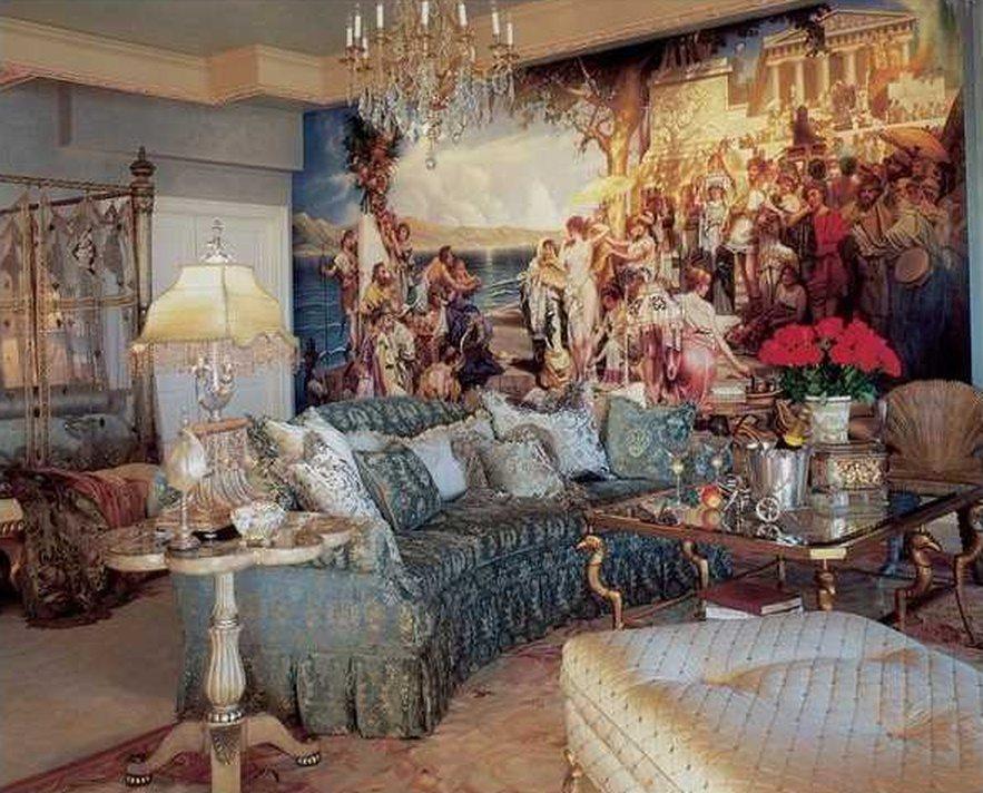 The Romanov Room?