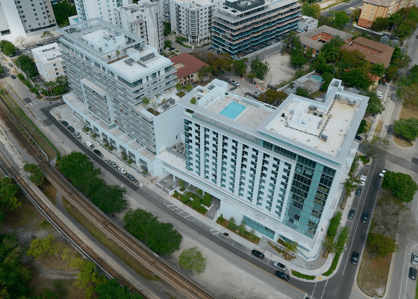 Le Parc at Brickell. Photo courtesy Christopher Adeleke/Cervera.