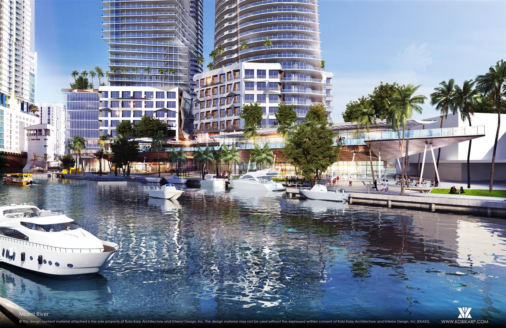 Chetrit Group's Miami Riverwalk.