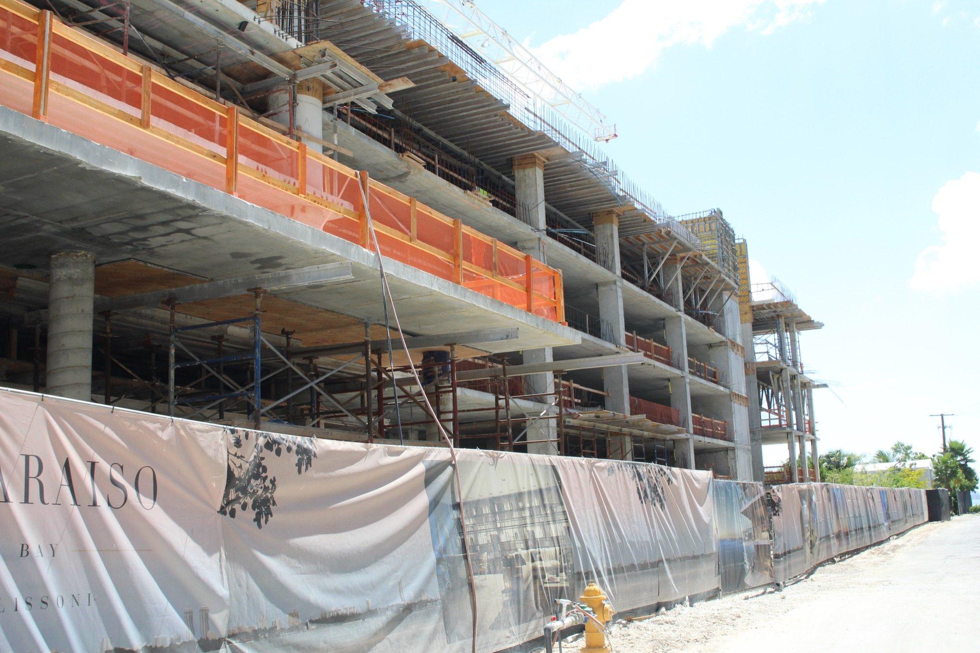 Paraiso Construction Update-21