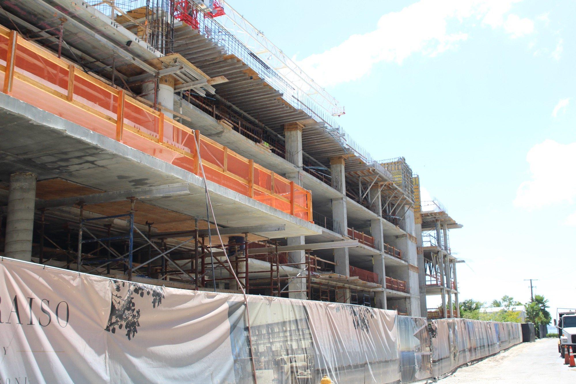 Paraiso Construction Update-22