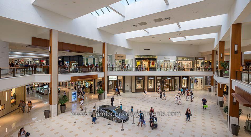 Aventura Mall in Florida