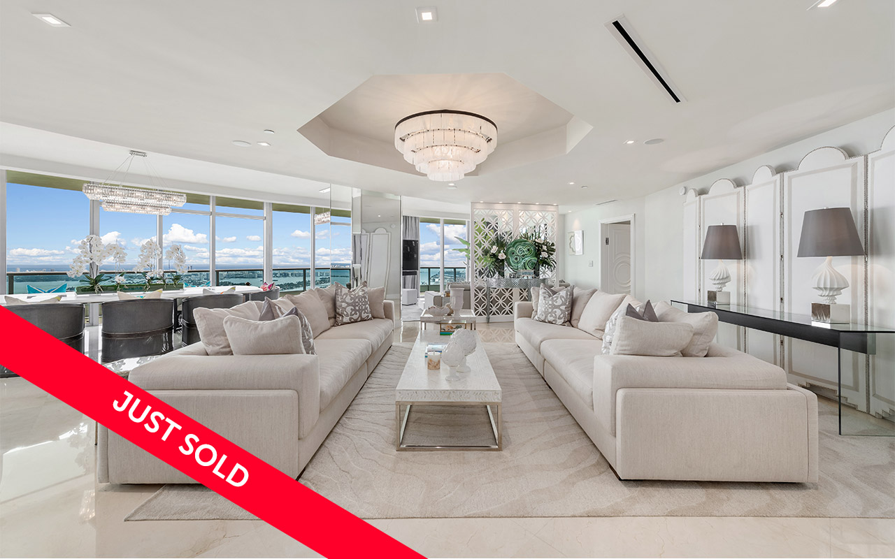 Miami luxury penthouse just sold