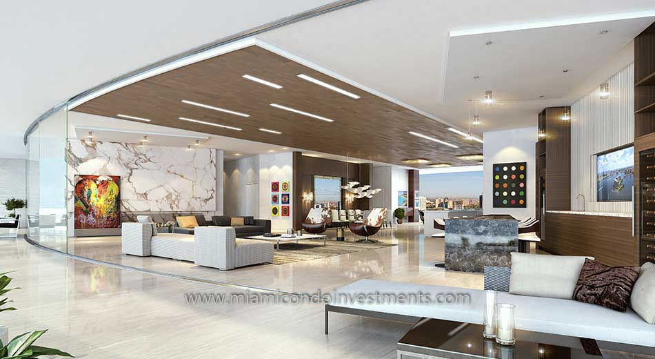 Prive condos combined residence