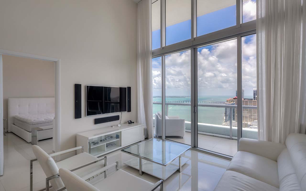 Icon Brickell Miami condo for rent