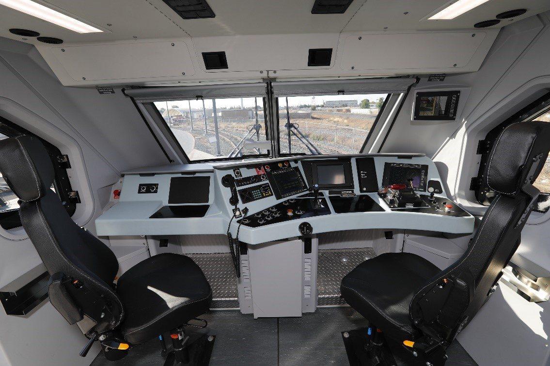 brightline locomotive cockpit