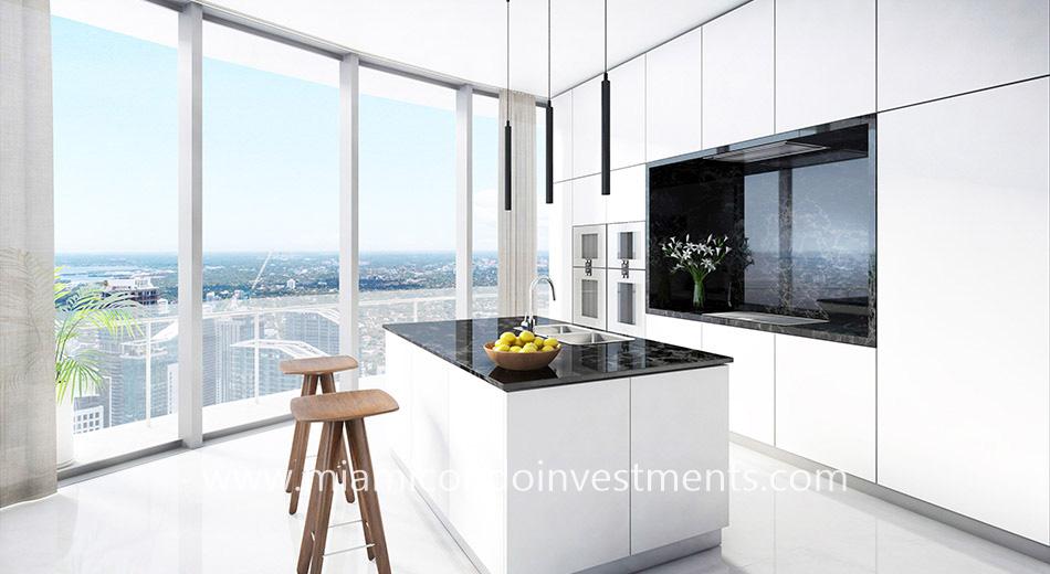 kitchen Aston Martin Residences
