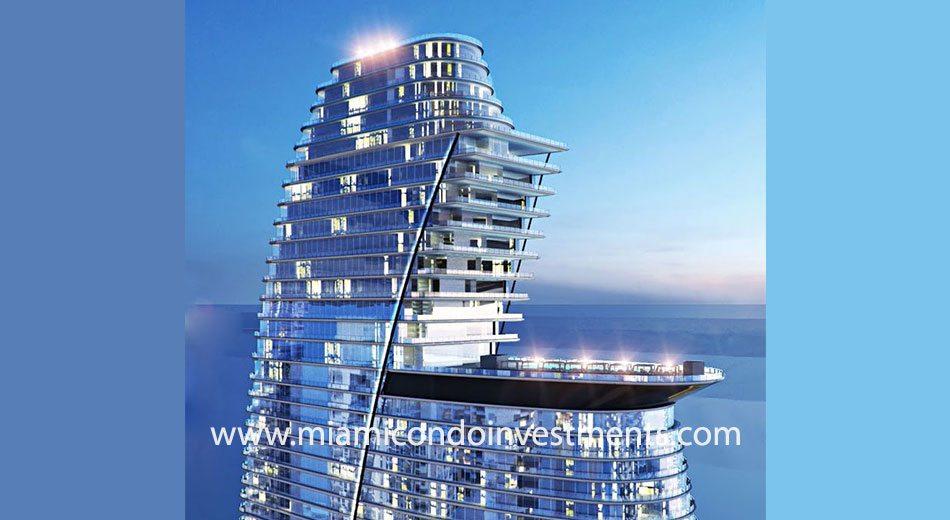 Aston Martin Residences Miami penthouses