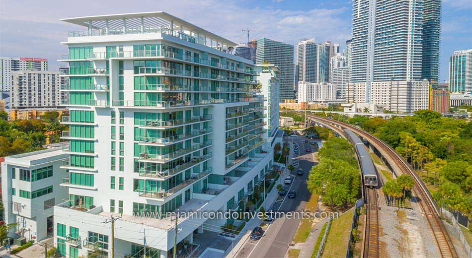 Le Parc at Brickell condominiums