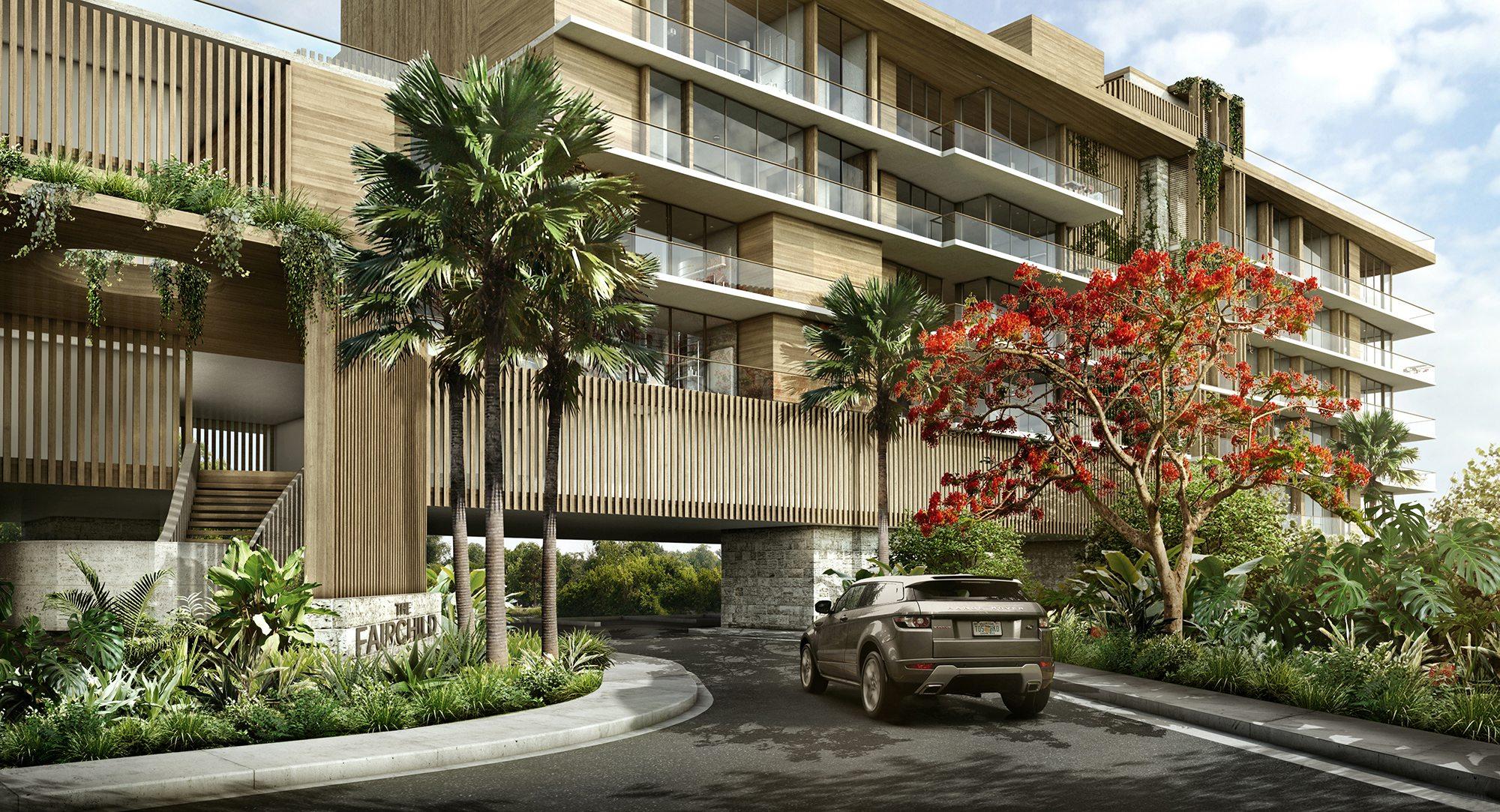 Fairchild Coconut Grove Entry