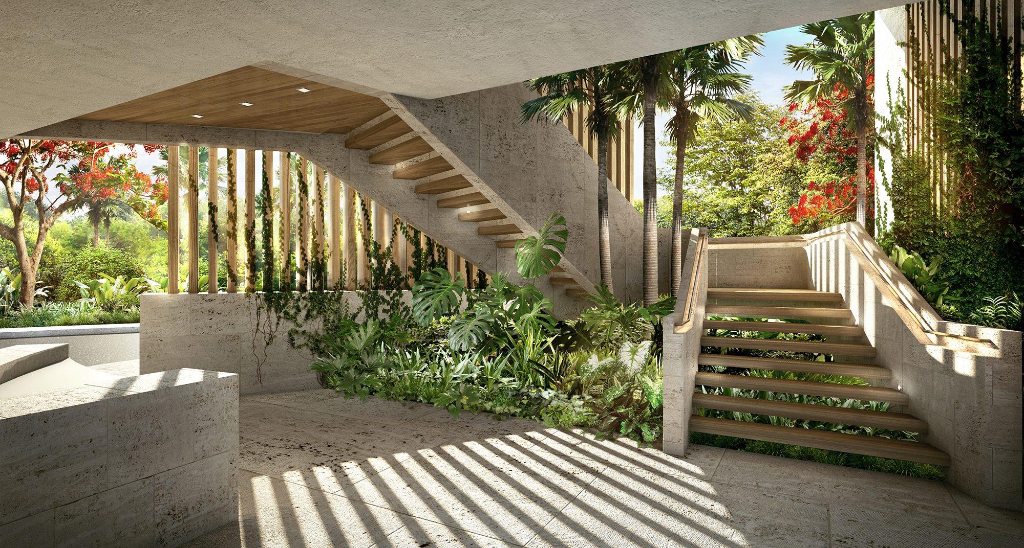 Fairchild Stairs