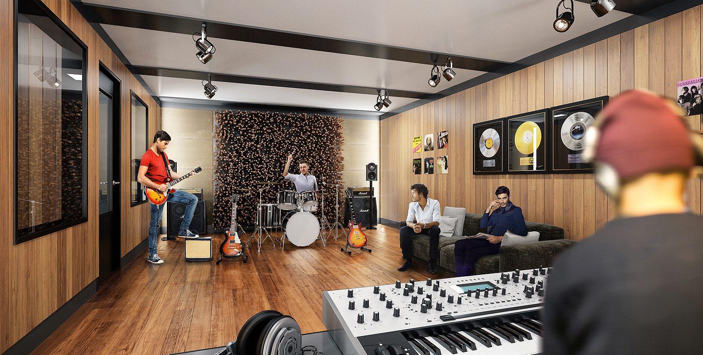 Panorama Recording Studio