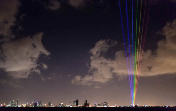 The Ritz Carlton Residences Miami Beach Are Winning Art Basel With Their #RitzRainbow