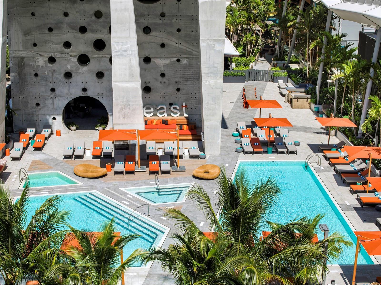 East Hotel Pool 02