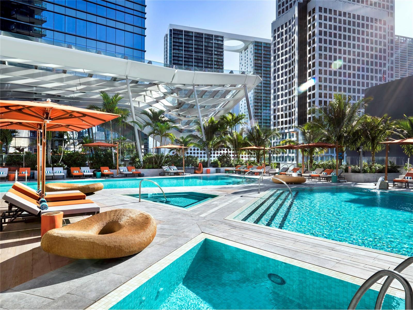 East Hotel Pool
