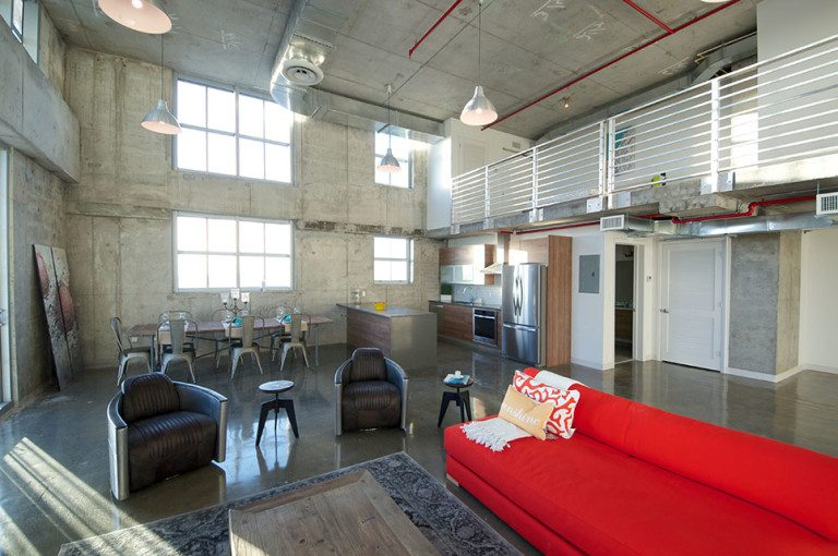 Filling Station Lofts Offers 2 Months Free On A 2 Year Lease