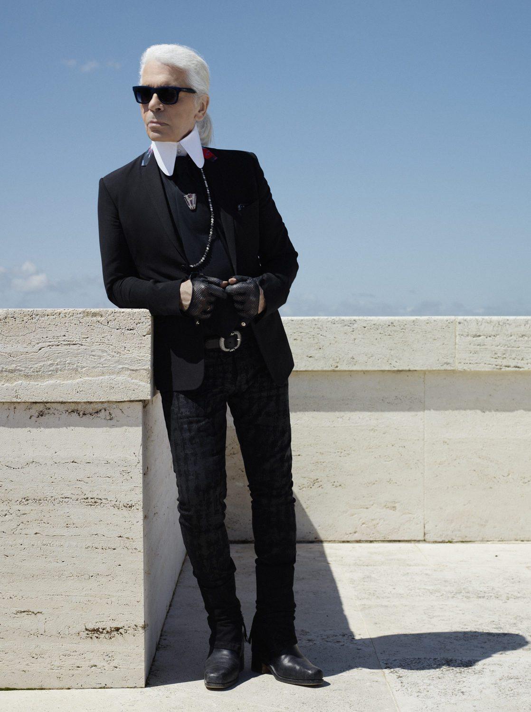 Karl Lagerfeld via Estates at Acqualina