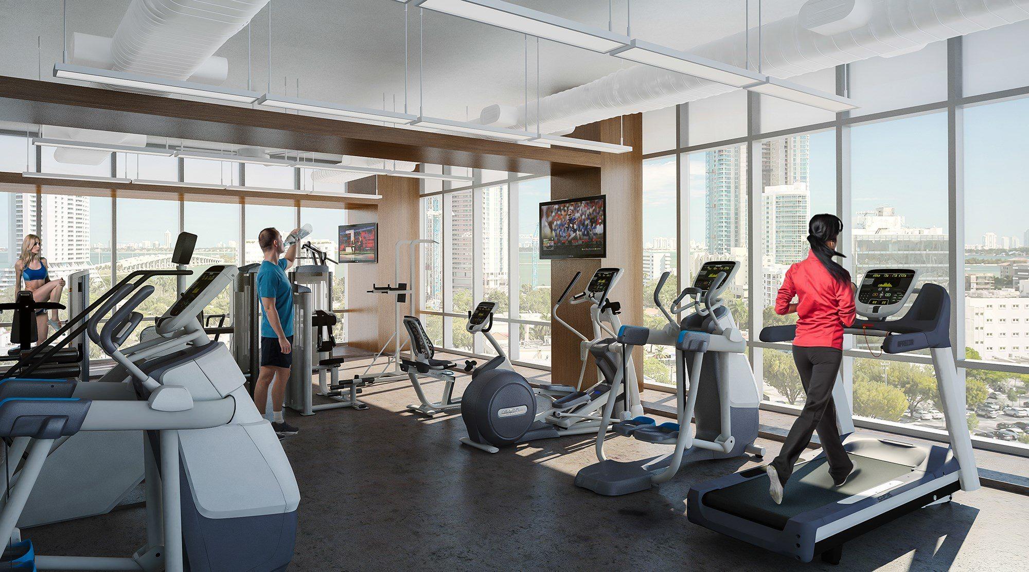 Midtown Five Gym