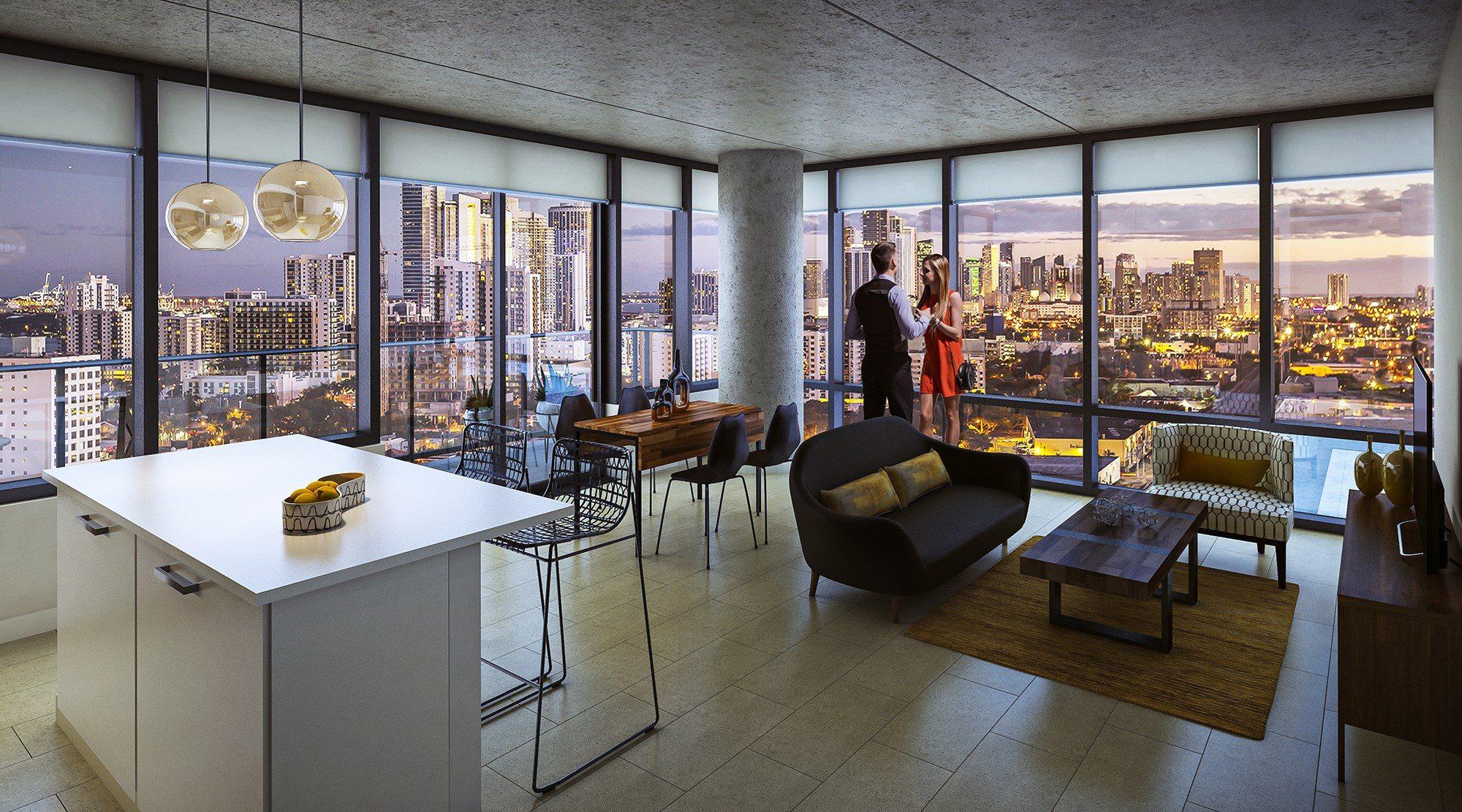 Midtown Five View 2