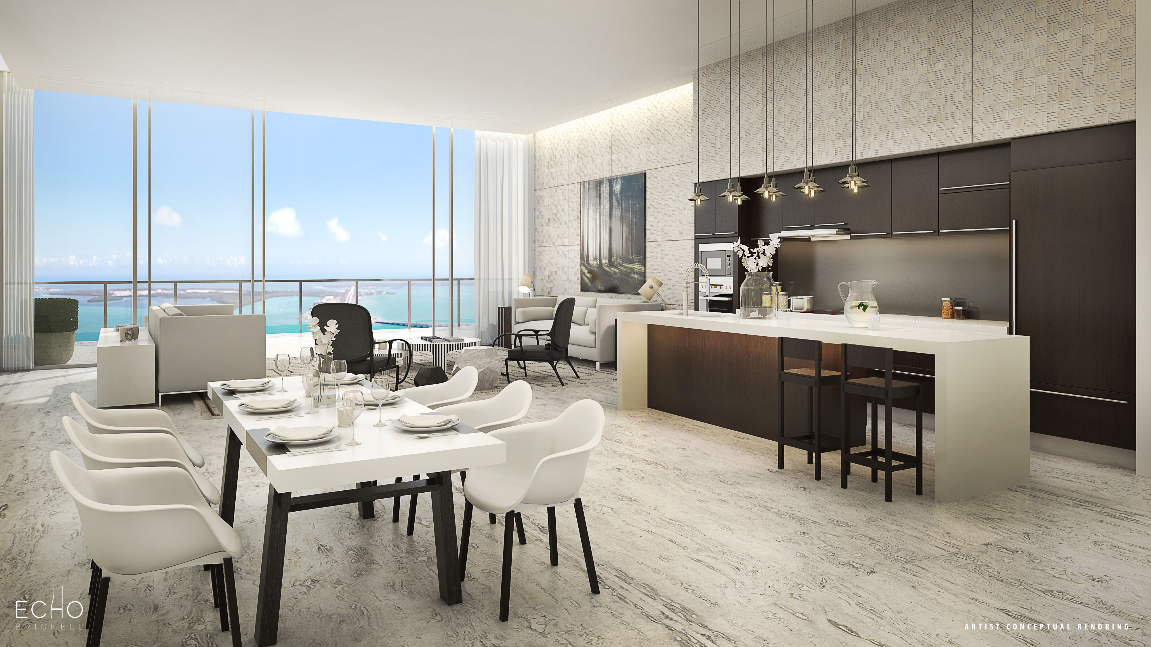 Watch Echo Brickell Rise With Their Online Construction Cam