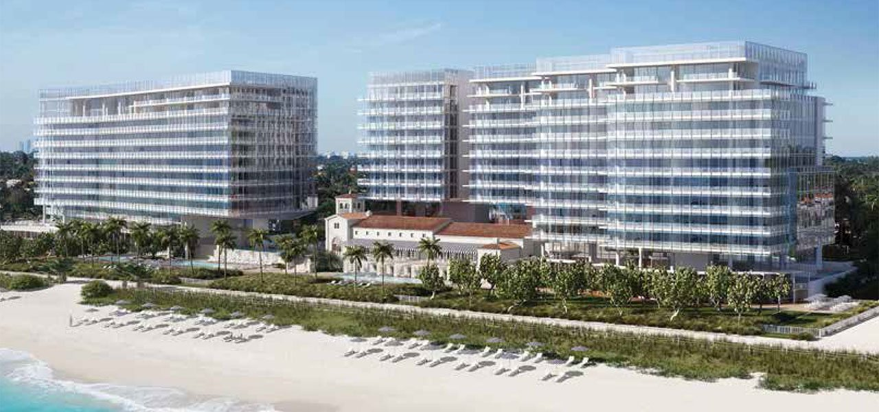 Surf Club Four Sesasons Condos