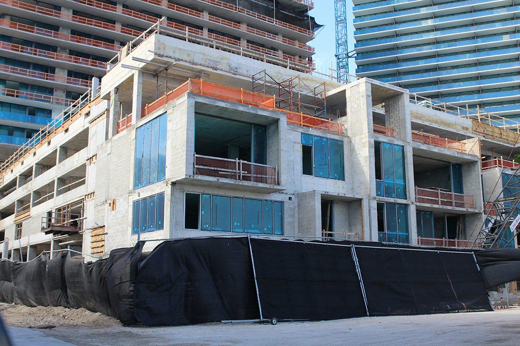 Paraiso Bayhomes Construction Progress