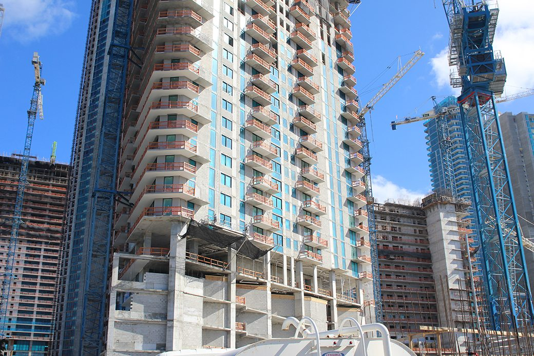 Paraiso Bayviews Construction Progress