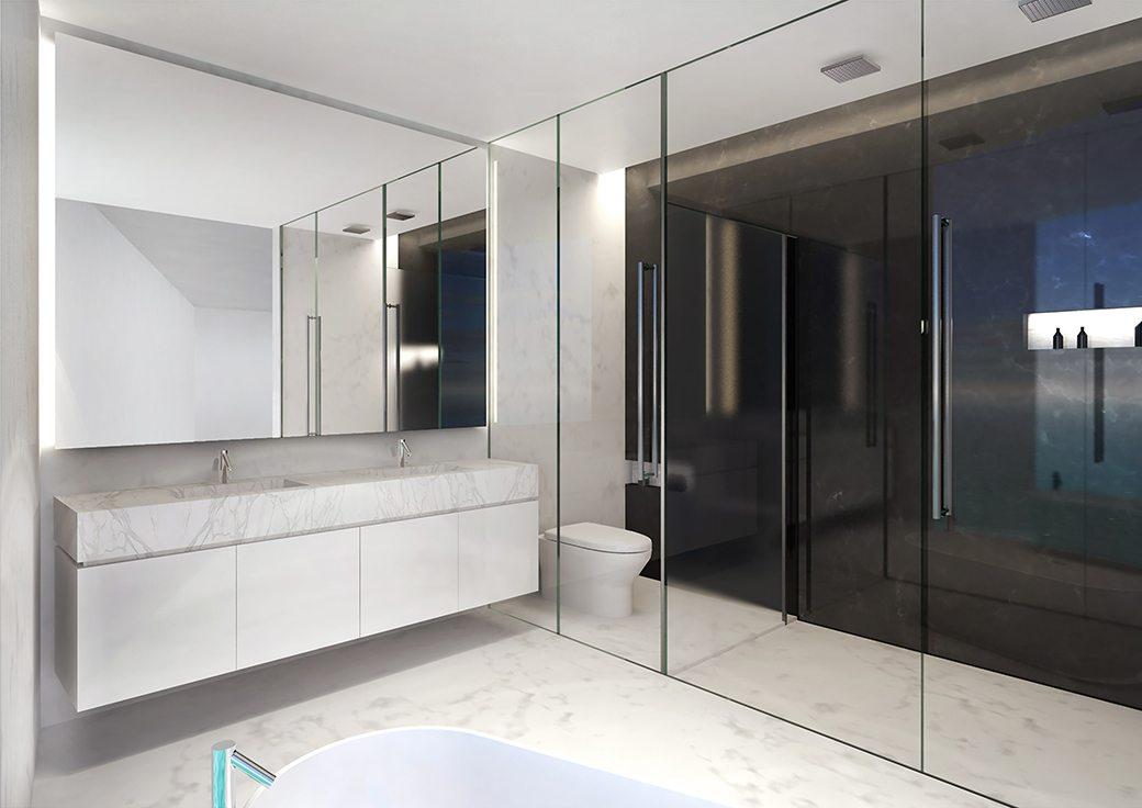 Aston Martin Residences Bathroom