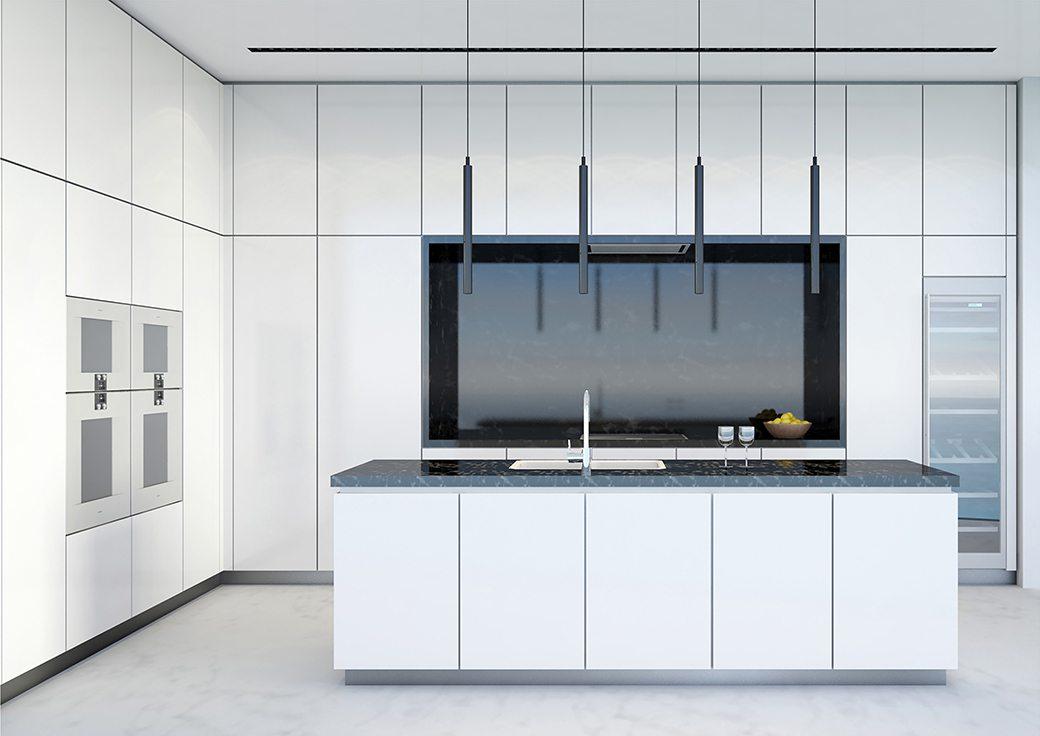 Aston Martin Residences Kitchen
