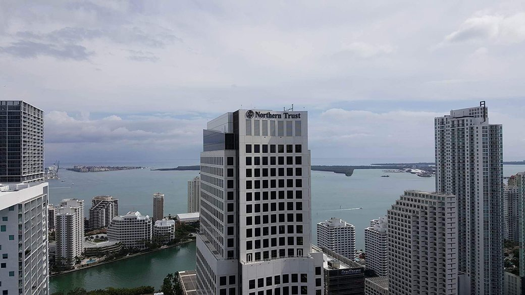 Brickell City Centre Reach Tower Suite View
