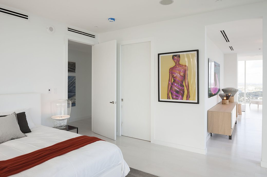 Paramount Bay PH4302 bedroom